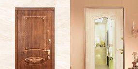 Отделка дверных конструкций панелями мдф от 6500 руб